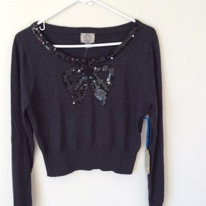 Sweaters - Forever 21 cropped sweater NWT L